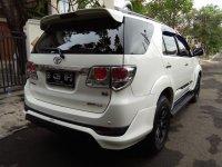 Jual Toyota Fortuner G VNT TRD Sportivo (2013)