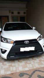 Jual Toyota: yaris putih istimewa