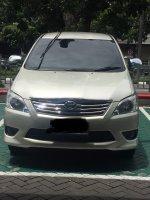 Jual Toyota: Grand Innova type E M/T 2013 Bensin