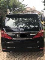 Dijual Toyota Alphard G ATPM , 2013 , Hitam , Facelift, Mulus (A31E908A-8E41-4A6F-9476-3D8C4609E3DC.jpeg)