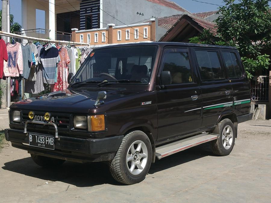 Jual Mobil Kijang Super Thn 91