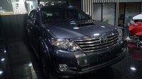Jual Toyota Fortuner 2.5 G  Diesel 2014