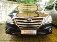 Toyota: jual innova 2014 G manual