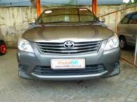 Toyota: jual innova E 2013 manual