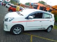 Toyota: jual agya 2014 manual