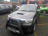 Jual Toyota: fortuner 2013 diesel automatic