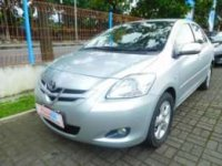 jual toyota vios 2008 G automatic