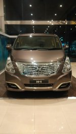 Jual Toyota Alphard: All New Hyundai H1 elegance, XG & Royal