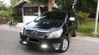 Jual Toyota: Innova E. 2.0 A/T 2013 (B) Hitam Istimewa Km.44k