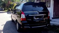 Toyota: Innova E  2.0 A/T 2013 (B) Hitam Istimewa Km.44k (Innova rear.jpg)