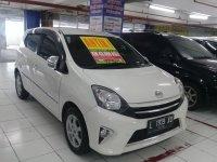 Jual Toyota: Agya G 2013 AT pajak panjang 12/18
