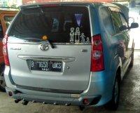 Jual Toyota AVANZA 1,3 type G 2011 mulus tinggal pakai
