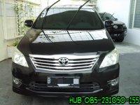 Jual Toyota: Grand innova V bensin AT sangat istimewa