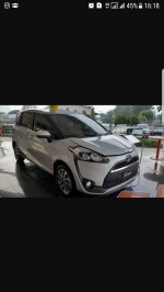 Jual Toyota: Sienta 2017 ready stok