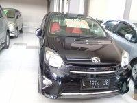 Jual Toyota: Agya G'14 mt hitam bagus dan terawat