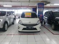 Toyota: Agya g'13 AT putih bagus dan terawat