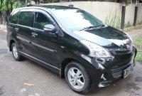 Jual Toyota: Avanza Veloz 1.5 A/T 2013 hitam, double airbag
