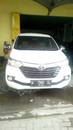 Jual Toyota: T. All New Avanza E 2017 mantap