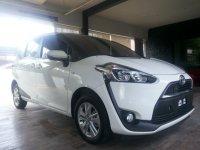 Jual Toyota New Sienta Putih