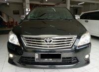 Toyota: Kijang Innova G 2.0 MT 2013 Hitam (dp minim)