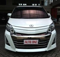 Jual Toyota Alphard GS 2.4 At