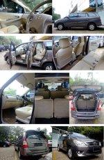 Jual Toyota kijang innova G diesel manual 2011 akhir
