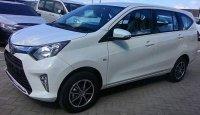 Jual Toyota Calya 1,2 M/T,New ,cicilan 3,1 jt