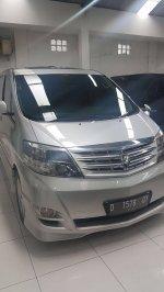 Toyota: alphard asg 2007 silver (IMG-20180219-WA0062.jpg)