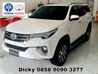 Jual Toyota Fortuner 2 x 4 2.4 VRZ 2018