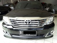 Jual Toyota: Fortuner G lux diesel a/t 2011 facelift (dp minim)