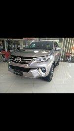 Jual Toyota Fortuner: Ready vrz silver , barang terbatas diskon best price silahkan buktikan