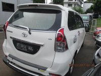 Jual Mobil TOYOTA AVANZA G Putih 2015