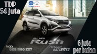 Jual Toyota All New Rush 1.5 S A/T TRD