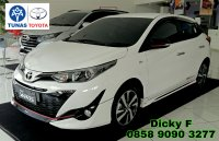 Jual Yaris: Toyota All New Rush 1.5 S A/T TRD
