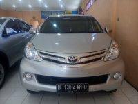 Toyota: All New Avanza G Manual Tahun 2011