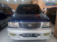 Toyota: Kijang Krista EFI Tahun 2001