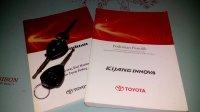 Toyota: Innova E  2.0 A/T 2013 (B) Hitam Istimewa Km.44k (kunci & manual book.jpg)