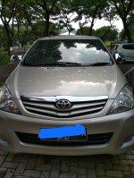 Toyota Innova: Dijual Inova G2.5 Diesel M/T (depan edit.jpg)