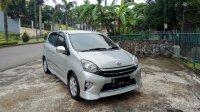 Toyota: Jual Agya TRD Sportivo AT, Agya Metic 2015, Agya Km Rendah, Agya Murah