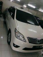 Djual Toyota Kijang INNOVA G Matic Diesel Putih BerGaransi