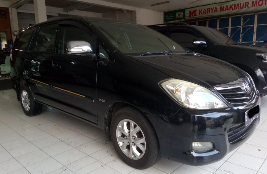 Toyota Kijang Innova G 2.5 AT 2010 Diesel/Solar ...