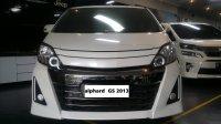 Jual Toyota Alphard GS Alles sport