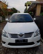 Toyota: Jual innova 2012 type V 2.0