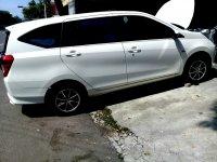 Jual Toyota: Calya G MT putih KM 6900 Asli