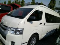 Jual Hiace: TOYOTA HI ACE COMMUTER 2018 READY STOCK