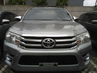 TOYOTA HILUX DOBLE CABIN 2018 READY STOCK