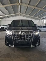 Jual TOYOTA NEW ALPHARD 2018 READY STOCK