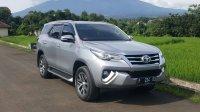 Jual Cepat Toyota Fortuner VRZ 2.4 TH 2016
