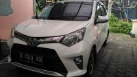 Toyota: Over kredit Calya Matic 2016 Putih atau jual