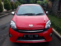 Jual Toyota Agya G 1.0cc Th'2015 Automatic